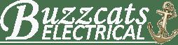 Buzzcat Logo White